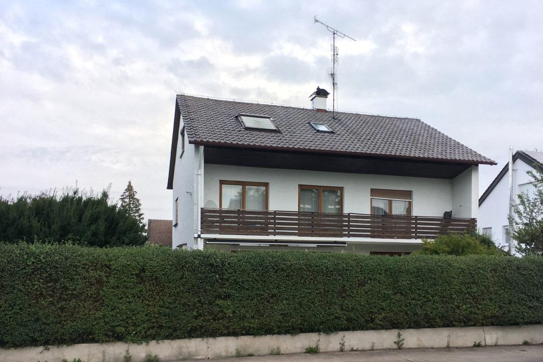 Mehrfamilienhaus in Ottobeuren